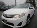 Used 2012 Toyota Camry LE-Tech-Navigation-Certified for sale in Mississauga, ON