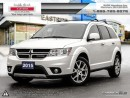 Used 2015 Dodge Journey R/T-AWD-7 Pass- Heated Leather Seats for sale in Markham, ON