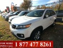 Used 2013 Kia Sorento EX LUX, Navigation, 7 Paasenger for sale in Mississauga, ON