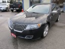 Used 2010 Lincoln MKZ LOADED ALL WHEEL DRIVE 5 PASSENGER 3.5L - V6 ENGINE.. LEATHER.. HEATED/AC SEATS.. POWER SUNROOF.. NAVIGATION.. BACK-UP CAMERA.. for sale in Bradford, ON