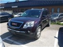 Used 2008 GMC Acadia SLT Leather, AS IS !!!! for sale in Concord, ON