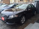 Used 2009 Audi A4 QUATTRO-CERTIFIED-EASY LOAN APPROVALS for sale in York, ON