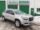 Used 2016 GMC Acadia SLE for sale in Thunder Bay, ON