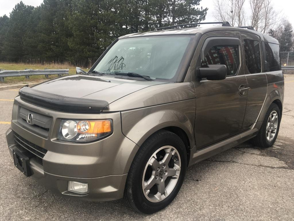 used 2007 honda element sc for sale in scarborough. Black Bedroom Furniture Sets. Home Design Ideas