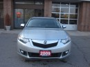 Used 2009 Acura TSX Tech Pkg Navi and Camera for sale in Mississauga, ON