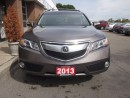 Used 2013 Acura RDX Tech Pkg Navigation and camera for sale in Mississauga, ON