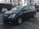 Used 2005 Honda ODYSSEY TOURING * LEATHER * SUNROOF * DVD * 7 PASS for sale in London, ON