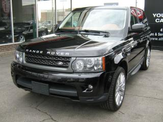 Used 2013 Land Rover Range Rover Sport SUPERCHARGED/LOW KMS for sale in Etobicoke, ON