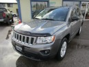 Used 2011 Jeep Compass POWER EQUIPPED NORTH EDITION 5 PASSENGER 2.4L - DOHC ENGINE.. 4X4.. BLUETOOTH.. CD/AUX INPUT.. POWER SUNROOF.. for sale in Bradford, ON