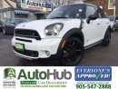 Used 2015 MINI Cooper Countryman S|AWD|NAV|LEATHER|SUNROOF|XENON HEADLIGHTS| LOADE for sale in Hamilton, ON