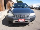 Used 2006 Volvo XC70 w/Sunroof for sale in Mississauga, ON