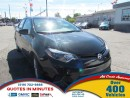 Used 2015 Toyota Corolla LE | ONE OWNER | HEATED SEATS | CAM for sale in London, ON