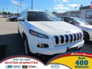 Used 2015 Jeep Cherokee North | 4X4 | ONE OWNER | BLUETOOTH for sale in London, ON