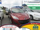 Used 2012 Mazda MAZDA5 GS  * LOANS FOR ALL CREDIT - GET PRE-APPROVED for sale in London, ON