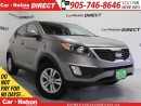 Used 2012 Kia Sportage LX| HEATED SEATS| WE WANT YOUR TRADE| for sale in Burlington, ON