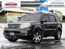 Used 2014 Honda Pilot Touring DVD-NAVI-Heated Leather Seats for sale in Markham, ON