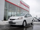 Used 2010 Honda Fit LX 5-Speed MT- Honda Way Certi for sale in Abbotsford, BC