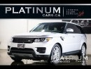 Used 2015 Land Rover Range Rover Sport Supercharged, Navi, for sale in North York, ON