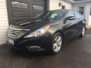 Used 2013 Hyundai Sonata LIMITED for sale in Kingston, ON