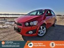 Used 2012 Chevrolet Sonic LTZ, TURBO, SUNROOF, BLUETOOTH HANDS FREE WITH STREAMING AUDIO, LEATHER HEATED SEATS, ONE OWNER, LOCALLY DRIVEN, FREE LIFETIME ENGINE WARRANTY! for sale in Richmond, BC
