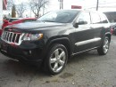 Used 2012 Jeep Grand Cherokee Overland 4WD for sale in London, ON
