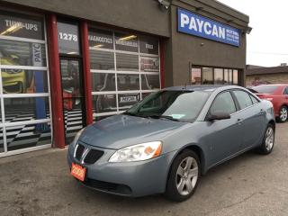 Used 2008 Pontiac G6 SE for sale in Kitchener, ON