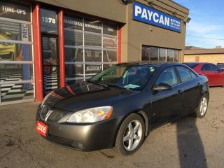 Used 2006 Pontiac G6 GT for sale in Kitchener, ON