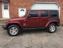 Used 2009 Jeep Wrangler Sahara for sale in Bowmanville, ON