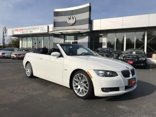 Used 2007 BMW 3 Series 328i Hard Top Convertible Only 116, 000Km for sale in Langley, BC