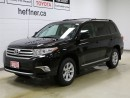 Used 2013 Toyota Highlander with Cruise Control for sale in Kitchener, ON