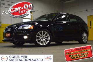 Used 2011 Audi A3 2.0T Premium (S-LINE) QUATTRO for sale in Ottawa, ON