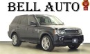 Used 2011 Land Rover Range Rover Sport HSE LUXURY PKG - NAVIGATION - LEATHER INTERIOR- SU for sale in North York, ON
