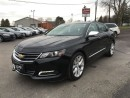 Used 2014 Chevrolet Impala LTZ LEATHER/PANO ROOF/3.6 CALL BELLEVILLE @ 1-888- for sale in Picton, ON