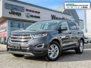 Used 2016 Ford Edge SEL Pana Sunroof for sale in Markham, ON
