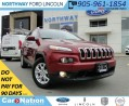Used 2015 Jeep Cherokee North | REAR CAMERA | HEATED SEATS |  4x4 | for sale in Brantford, ON
