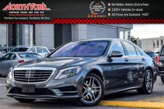 Used 2016 Mercedes-Benz S-Class S 550  4MATIC AMG,Premium,IntelligentDrivePkgs Burmester Nav  for sale in Thornhill, ON