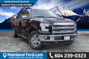 New 2016 Ford F-150 King Ranch for sale in Surrey, BC