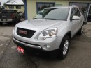 Used 2012 GMC Acadia PEOPLE MOVING SLE MODEL 8 PASSENGER 3.6L - V6 ENGINE.. CD/AUX INPUT.. KEYLESS ENTRY.. BENCH & THIRD ROW.. for sale in Bradford, ON