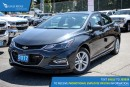 New 2017 Chevrolet Cruze LT Manual Sunroof, Heated Seats, and Satellite Radio for sale in Port Coquitlam, BC