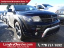 New 2017 Dodge Journey Crossroad for sale in Surrey, BC