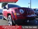 New 2017 Jeep Patriot Sport/North for sale in Surrey, BC