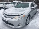 Used 2013 Toyota Camry XLE for sale in Kitchener, ON