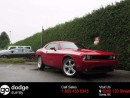 Used 2013 Dodge Challenger R/T + NAV, SUNROOF, LEATHER HEATED FRONT SEATS, 20
