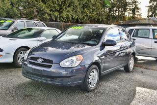 Used 2009 Hyundai Accent Automatic, Local, No Accidents, Low Km's! for sale in Surrey, BC