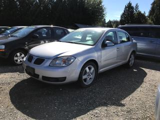 Used 2008 Pontiac G5 SE, Power Sunroof, Alloy Wheels, Full PWR Group! for sale in Surrey, BC