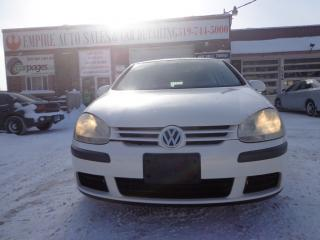 Used 2007 Volkswagen Rabbit CERTIFIED for sale in Kitchener, ON