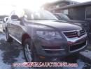 Used 2008 Volkswagen TOUAREG HIGHLINE 4D UTILITY V6 for sale in Calgary, AB