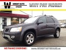 Used 2008 Pontiac Torrent | AWD| CRUISE CONTROL| POWER LOCKS/WINDOWS| 111,33 for sale in Cambridge, ON