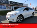 Used 2015 Toyota Venza AWD, LEATHER, ROOF, NAVI.! for sale in St Catharines, ON