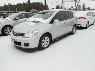 Used 2012 Nissan Versa 1.8 S for sale in Cameron, ON